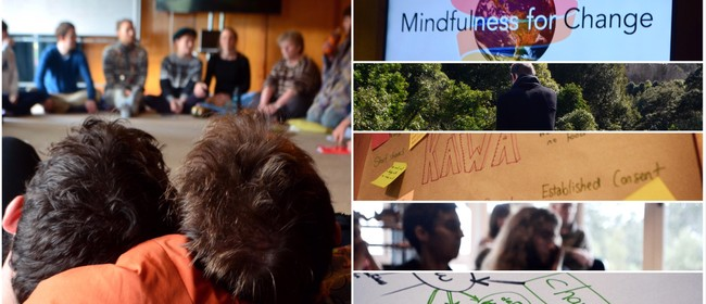Living a New Normal Now - Mindfulness for Change