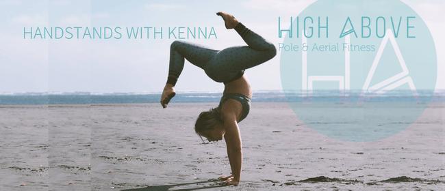 Handstand Workshop with Kenna Meredith