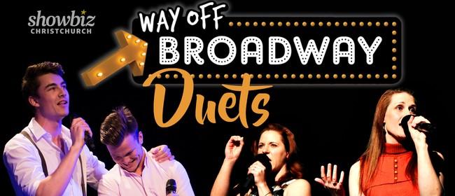 Way Off Broadway Duets