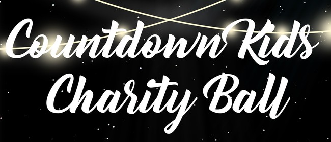 Countdown Kids Charity Ball - Hosted by Countdown Masterton