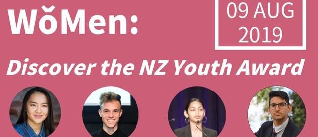 WǒMen: Discover the NZ Youth Award