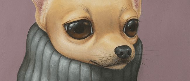 Wings and Fur - New Paintings by Paige Williams