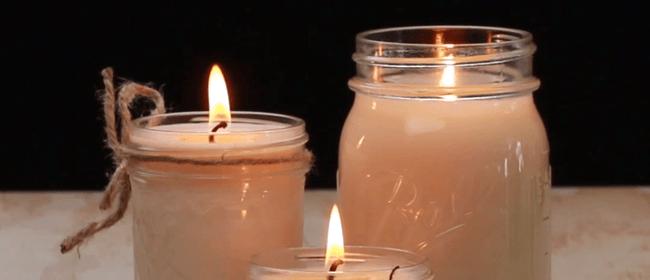 Workshop: Soy Candle Making