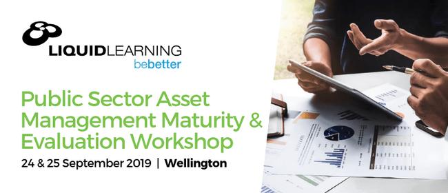Public Sector Asset Management Maturity & Evaluation