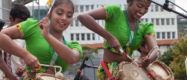 Sri Lankan Drumming - Hutt Winter Festival