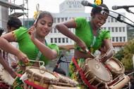 Sri Lankan Drumming - Hutt Winter Festival