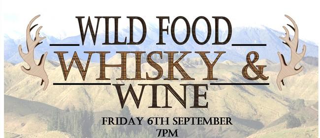 Wild Food, Whisky & Wine