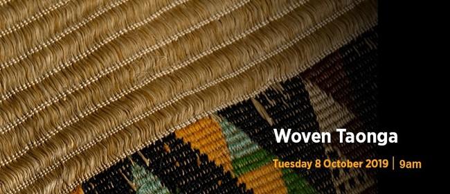 Behind the Scenes - Woven Taonga: Korowai Collection-Tour #2