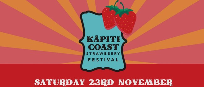 Kapiti Coast Strawberry Festival