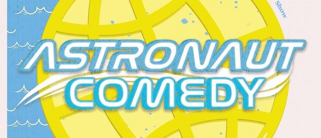 Astronaut Comedy 5