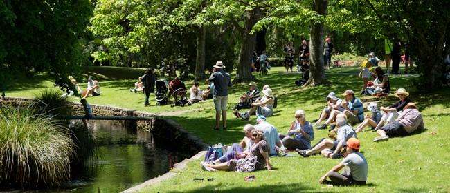 Rapaura Springs Garden Marlborough: STIHL Shop Garden