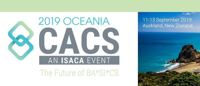 ISACA 2019 Oceania CACS Conference