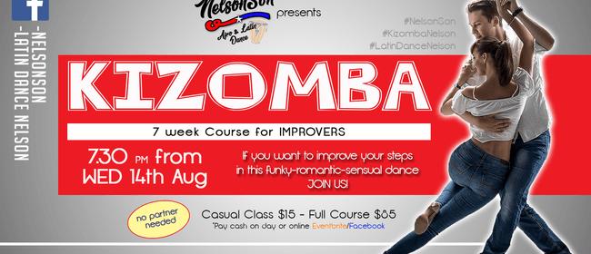 Nelson Kizomba Improvers - 7-Week Course (Term 3)