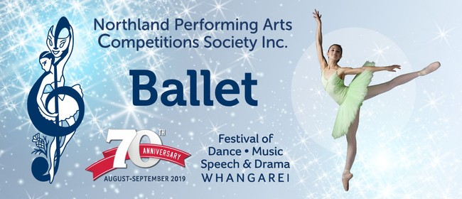 Northland Performing Arts Competitions: Ballet