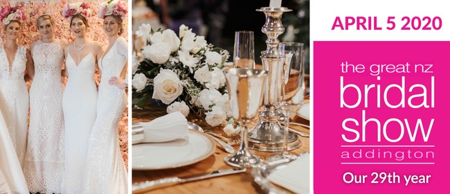 Great New Zealand Bridal Show 2020