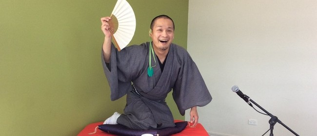 Traditional Humorous Storytelling From Japan