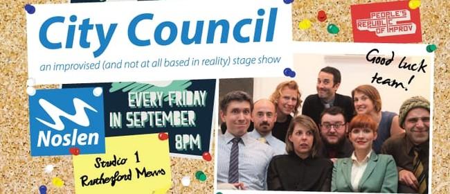 City Council: The Improv Show