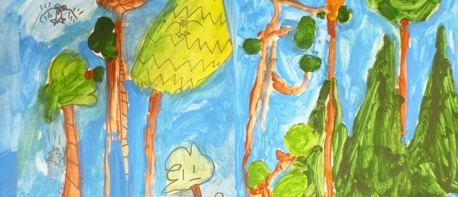 Kids' Art - One Day Workshop with Toni Mosley