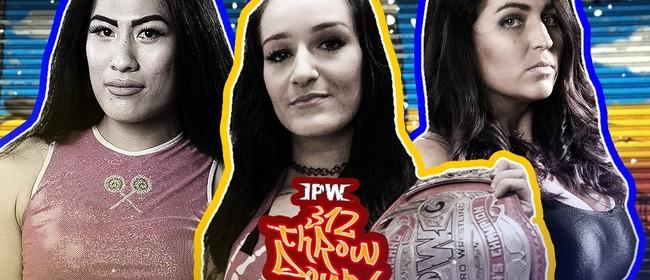 Impact Pro Wrestling: 312 Throwdown!