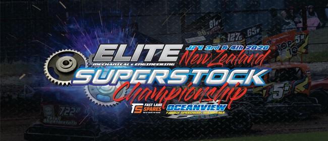 Elite Mechanical New Zealand Superstock Championship