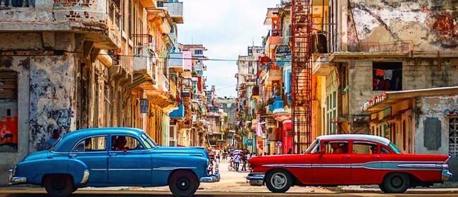 Son de Cuba 100% Cuban Quartet First Road Trip to Napier