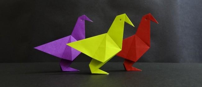 Japanese Origami Workshop With Gaku Fujita