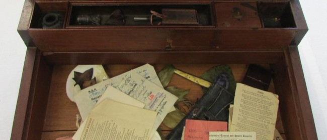 Write a Short Story Inspired By Rotorua Museum Items