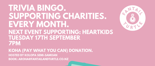 Trivia Night – Charity Fundraiser for HeartKids