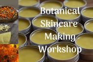 Botanical Skincare Making Workshop
