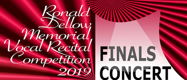 Ronald Dellow Vocal Recital Competition: Finals Concert