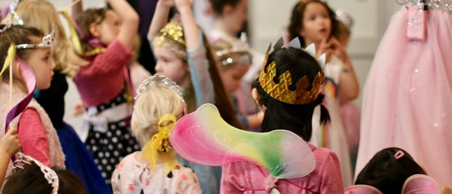 Princess Academy Interactive Kids Show