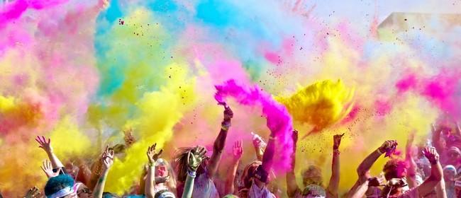 Ellesmere College Colour Run