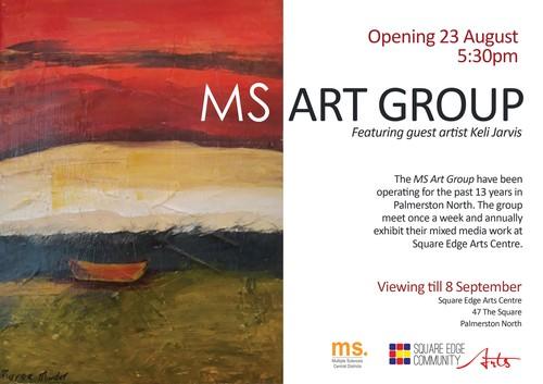 MS Art Exhibition