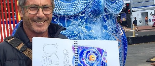 Travel Sketching with Tony McNeight