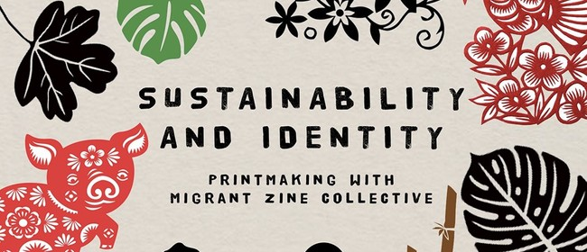 Print-Making With Migrant Zine Collective