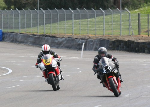 Victoria Motorcycle Club Winter Series- Round 4