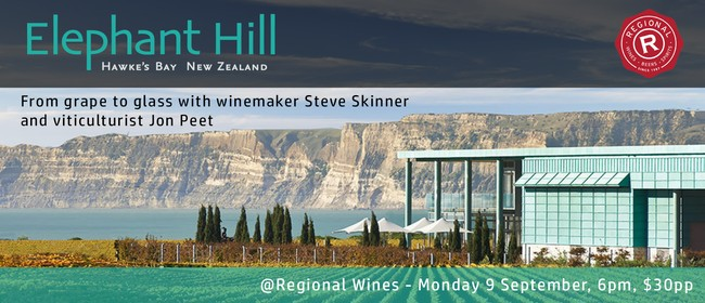 Elephant Hill - From Grape To Glass with Winemaker Steve Ski