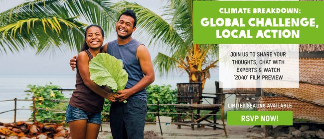Oxfam: Climate Breakdown – Global Challenge, Local Action