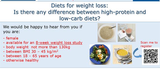 Weight Loss Study