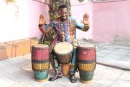 West African Drumming and Songs Workshop