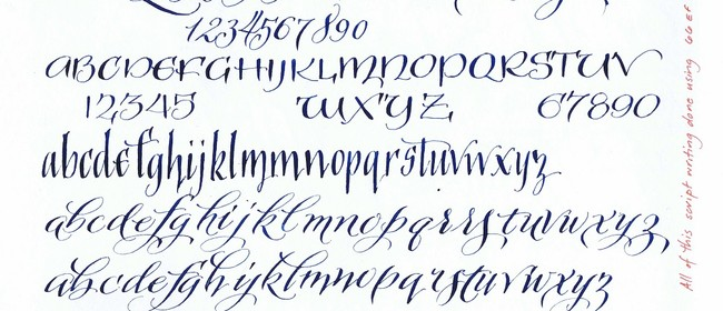 Calligraphy - Continuation: CANCELLED