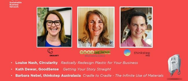 Circular Economy: Redesigning, Marketing & Cradle to Cradle