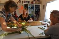 Harakeke NZ Flax Weaving