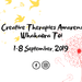 Introduction to Creative Arts Therapy