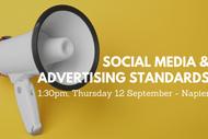 Social Media and Advertising Standards