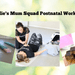 Dr Julie's Mum Squad Postnatal Workshop