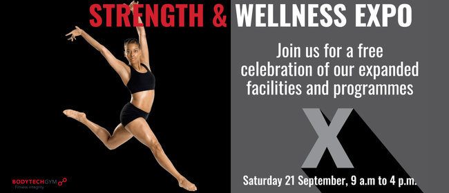 Strength Wellness Expo