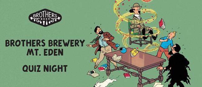 Brothers Brewery Quiz Night
