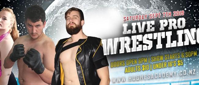 Live Professional Wrestling
