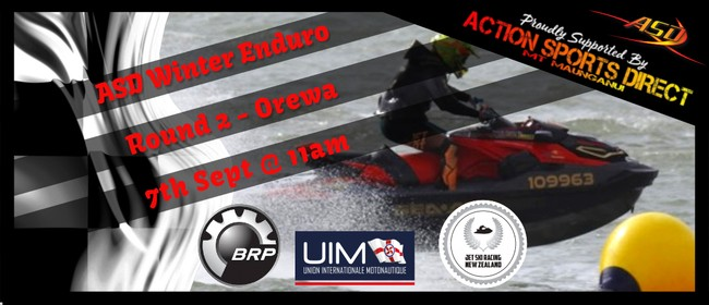 Jetski Racing - ASD Winter Enduro - Round 2